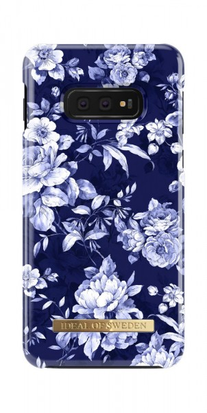 iDeal of Sweden Samsung Galaxy S10e Fashion Back Case Sailor Blauw Bloom
