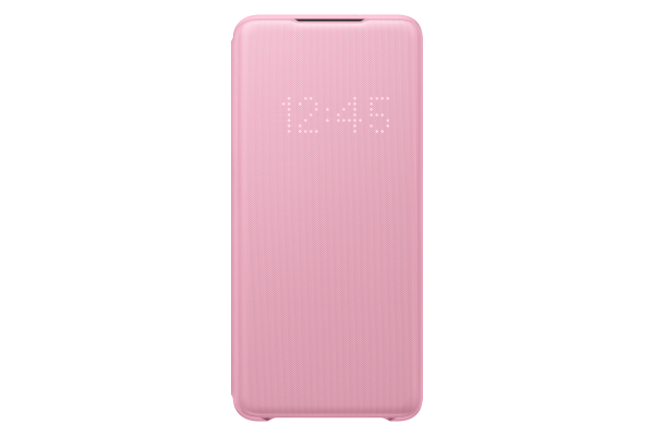 Samsung Galaxy S20+ LED View Cover Pink