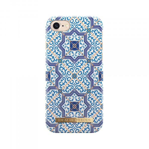 iDeal of Sweden Fashion Back Case Marrakech voor iPhone 8 7