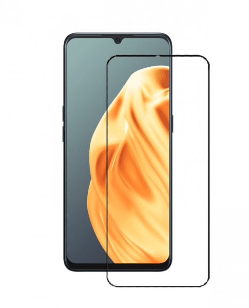 BeHello Oppo A91 / Find X2 Lite Screenprotector High Impact Glass