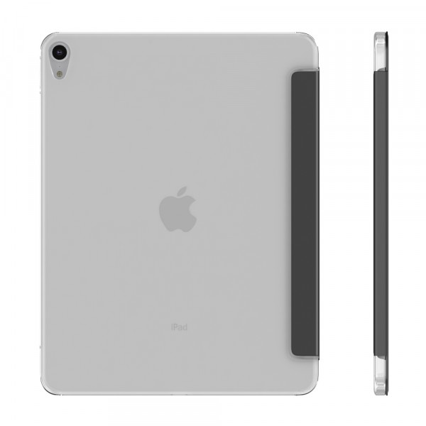 BeHello Smart Stand Case Zwart voor iPad 12.9 (2018)