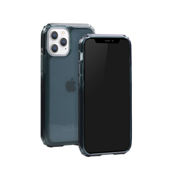 SoSkild iPhone 12 / 12 Pro Defend 2.0 Heavy Impact Case Smokey Grey