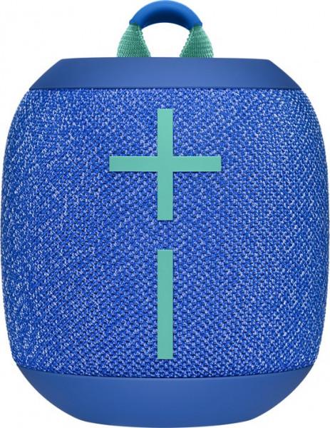 Ultimate Ears Bluetooth Speaker Portable Wonderboom 2 Bermuda Blue