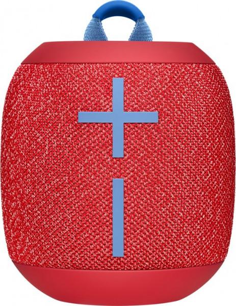 Ultimate Ears Bluetooth Speaker Portable Wonderboom 2 Radical Red