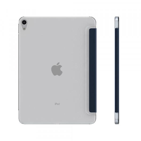 BeHello iPad Pro 11 (2018) Tablet Hoes met Smart Cover Blauw