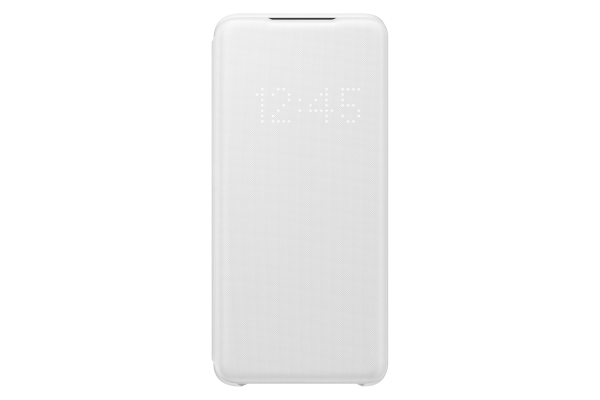 Samsung Galaxy S20 LED View Cover White