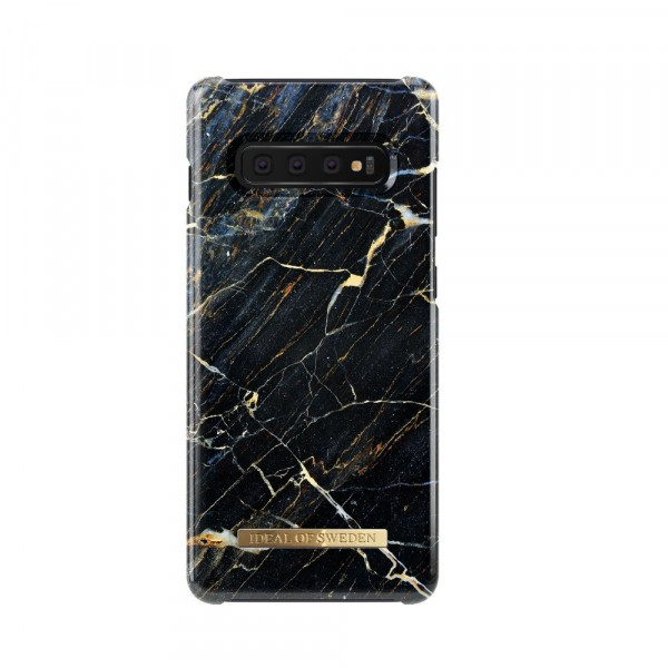 iDeal of Sweden Samsung Galaxy S10+ Fashion Back Case Port Laurent Marble