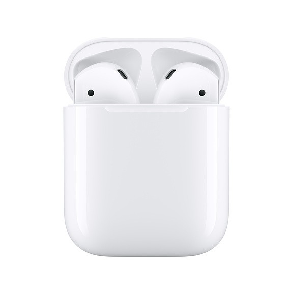 Apple In-Ear AirPods with Charging Case White