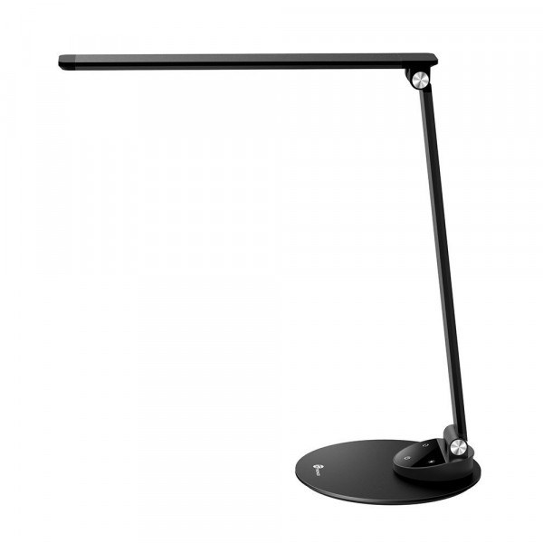 Taotronics LED Bureaulamp met USB-poort - 5 Lichtstanden & Helderheidsniveaus - Zwart
