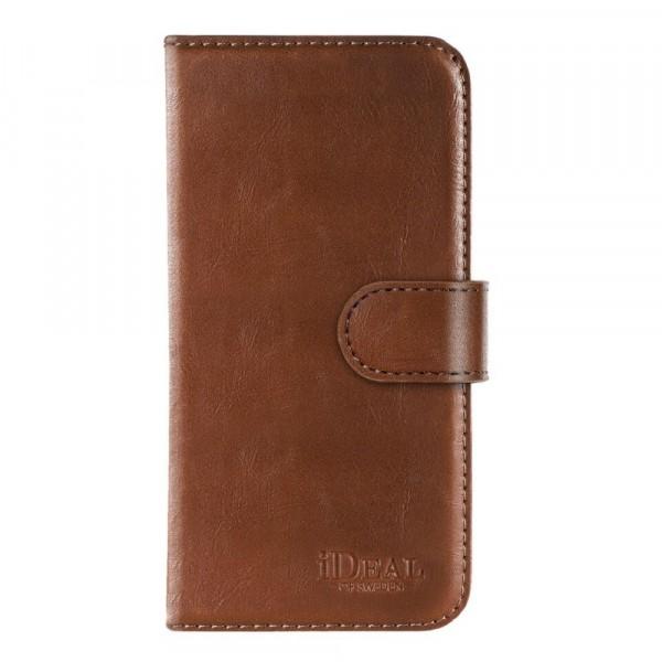 iDeal of Sweden Magnet Wallet+ Case Bruin voor iPhone 8 / 7