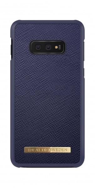 iDeal of Sweden Samsung Galaxy S10e Fashion Case Saffiano Navy