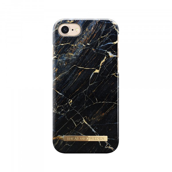 iDeal of Sweden Fashion Back Case Port Laurent Marble voor iPhone 8 7