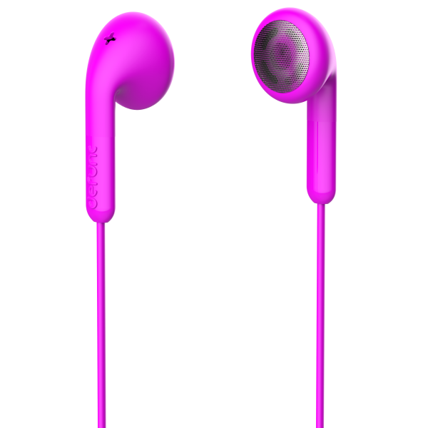 DeFunc In-Ear Basic Talk Headphone Pink