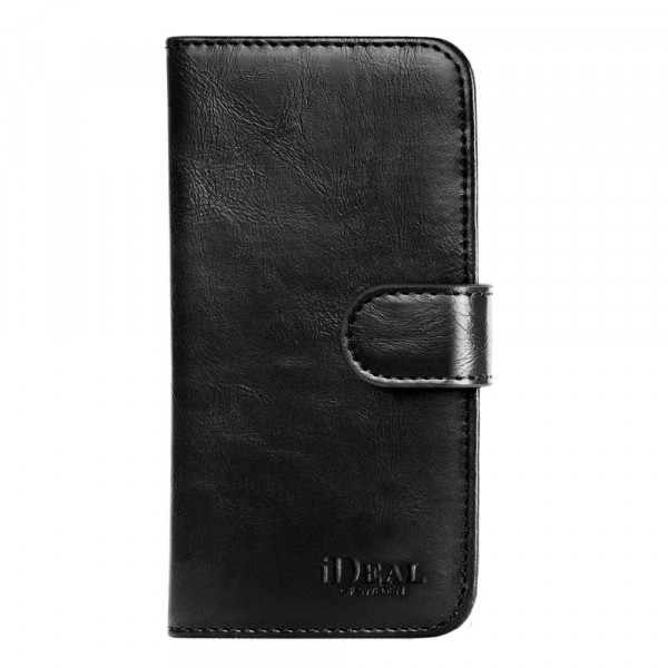 iDeal of Sweden Samsung Galaxy S10 Magnet Wallet+ Black