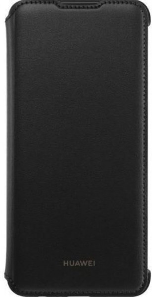 Huawei P Smart 2019 Flip Cover Case Black