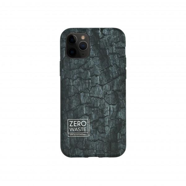 Wilma iPhone 12 Max / 12 Pro Smartphone Eco Case Bio Degradeable Coal Black