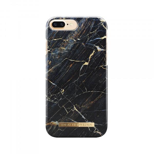 iDeal of Sweden Fashion Back Case Port Laurent Marble voor iPhone 8 Plus 7 Plus