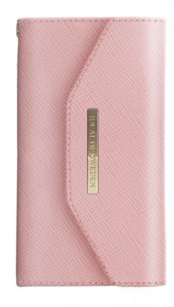 iDeal of Sweden Samsung Galaxy S10 Mayfair Clutch Pink