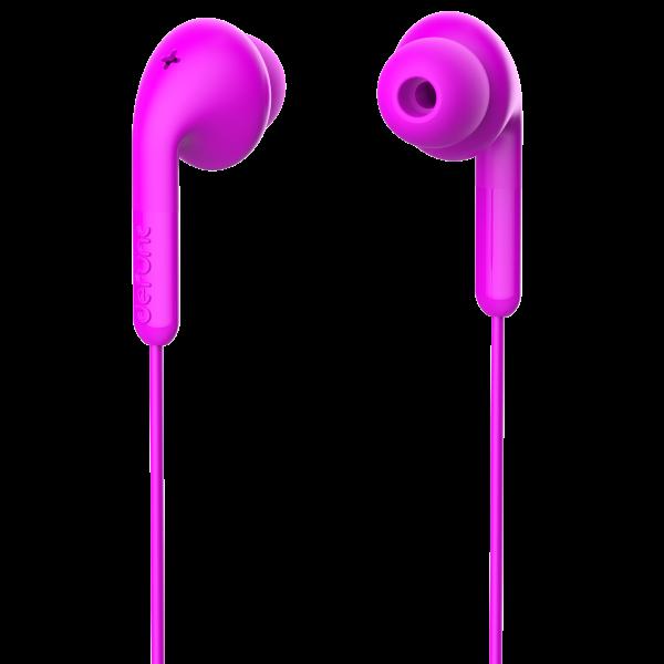 DeFunc In-Ear Basic Music Headphone Pink