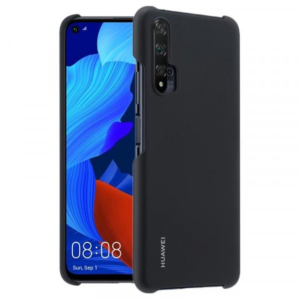 Huawei Nova 5T Back Case Black