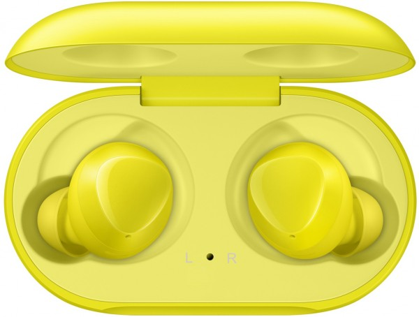 Samsung In-Ear Headphones Galaxy Buds True Wireless Yellow