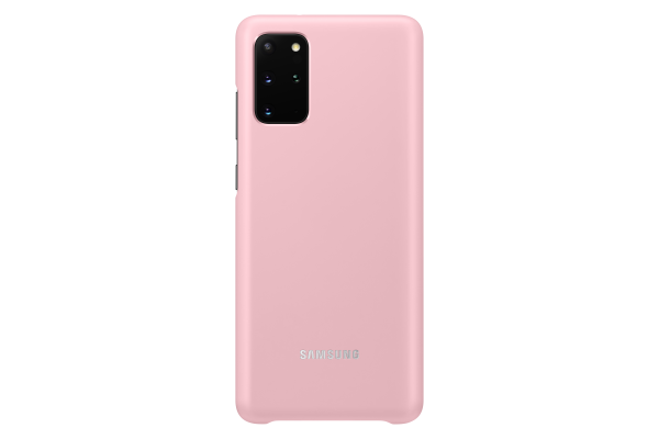 Samsung Galaxy S20+ LED Cover Pink