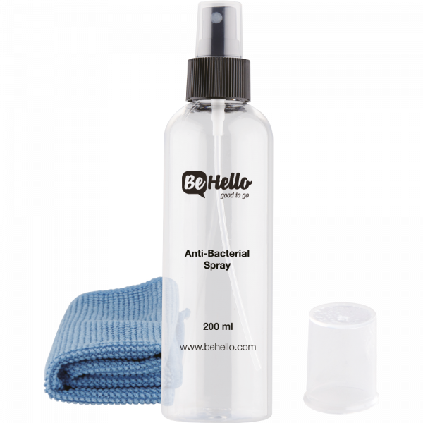 BeHello Cleaning Kit 200 ml Anti-Bacterial