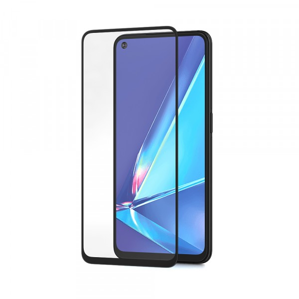 BeHello Oppo A72 Screenprotector High Impact Glass