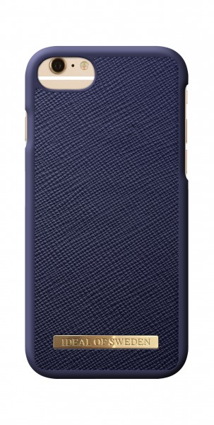 iDeal of Sweden iPhone 8 / 7 / 6S / 6 Fashion Case Saffiano Navy