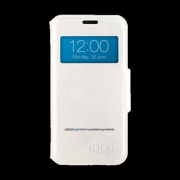 iDeal of Sweden iPhone XS/X Swipe Wallet White