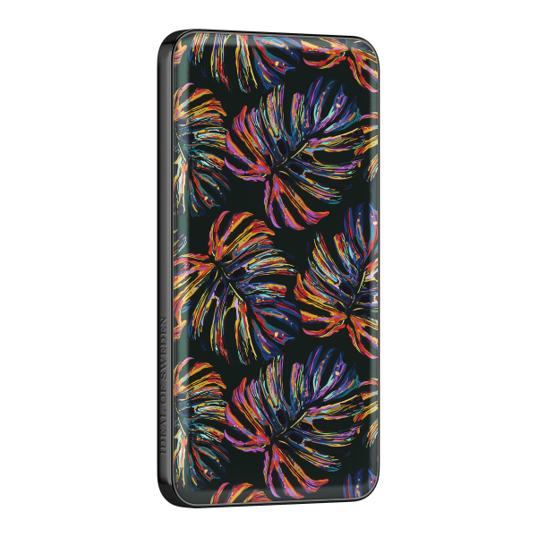 iDeal of Sweden Fashion Powerbank Neon Tropical