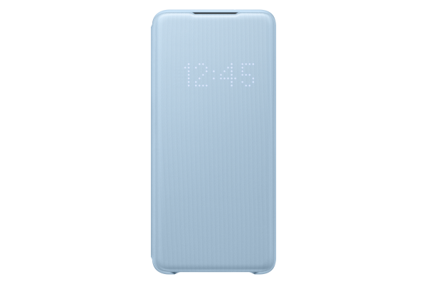 Samsung Galaxy S20+ LED View Cover Sky Blue