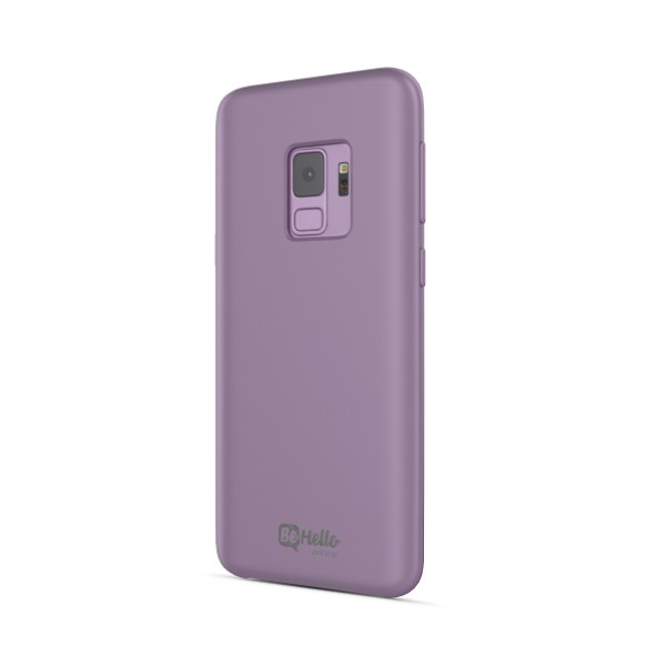 BeHello Premium Samsung Galaxy S9 Siliconen Hoesje Roze