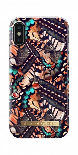 iDeal of Sweden Fashion Back Case Fly Away with Me voor iPhone X Xs