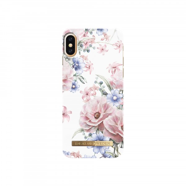 iDeal of Sweden iPhone X Fashion Back Case Floral Romance