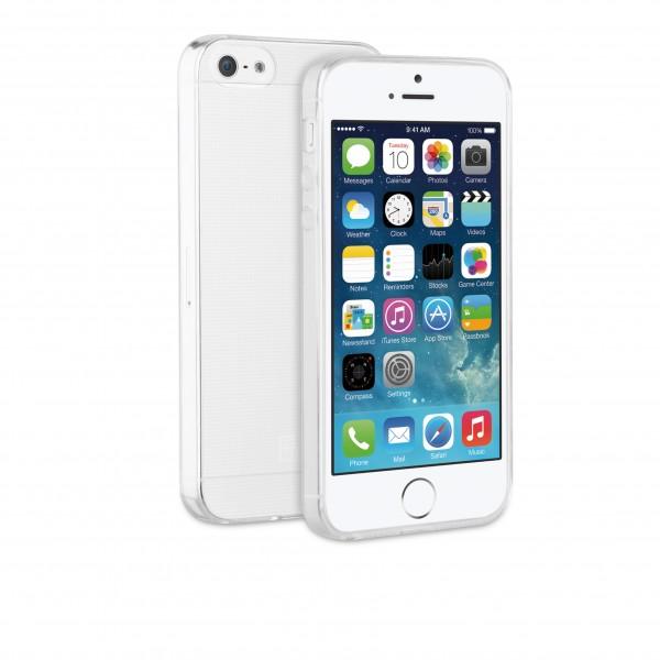 BeHello iPhone 5 / 5S / SE Thingel Case transparent