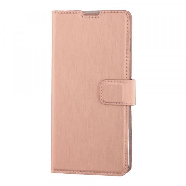 BeHello Samsung Galaxy S10+ Hoesje - Gel Wallet Case Met Ruimte Voor 3 Pasjes Rose Goud