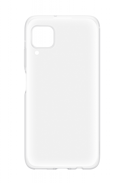 Huawei P40 Lite Silicone Cover Case Transparent
