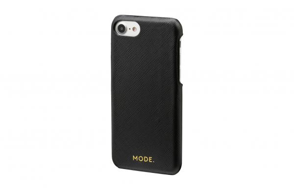 Dbramante1928 MODE iPhone SE / 8 / 7 / 6S / 6 London Back Case Night Black