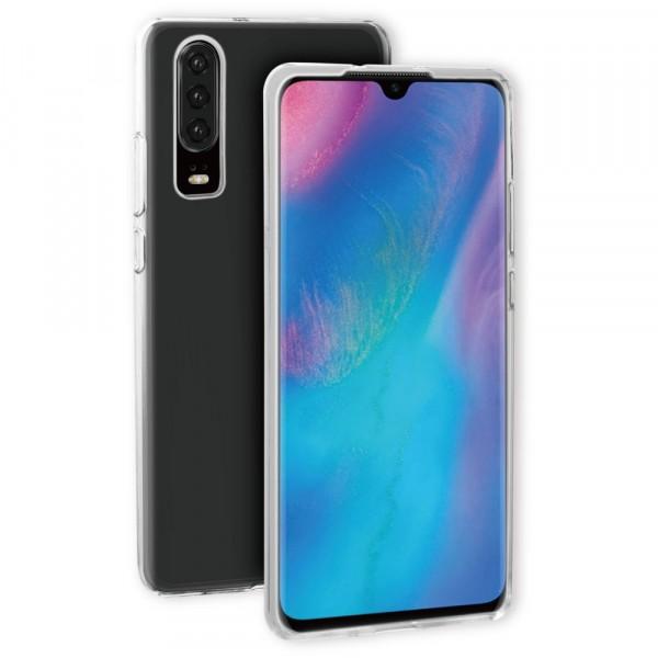 BeHello Huawei P30 Gel Siliconen Hoesje Transparant