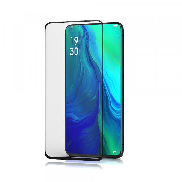 BeHello Oppo RX19 Pro Screenprotector Tempered Glass - High Impact Glass