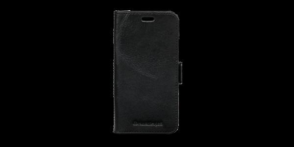 dbramante1928 Copenhagen Book Case Zwart voor iPhone X Xs