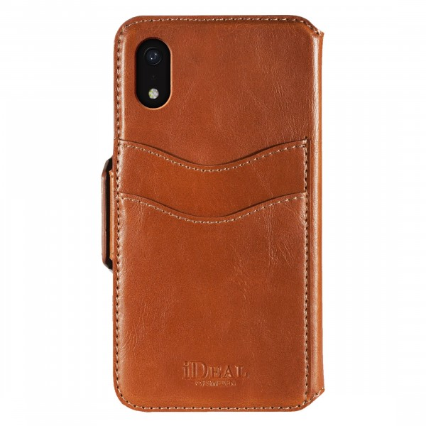 iDeal of Sweden iPhone Xr London Wallet Brown