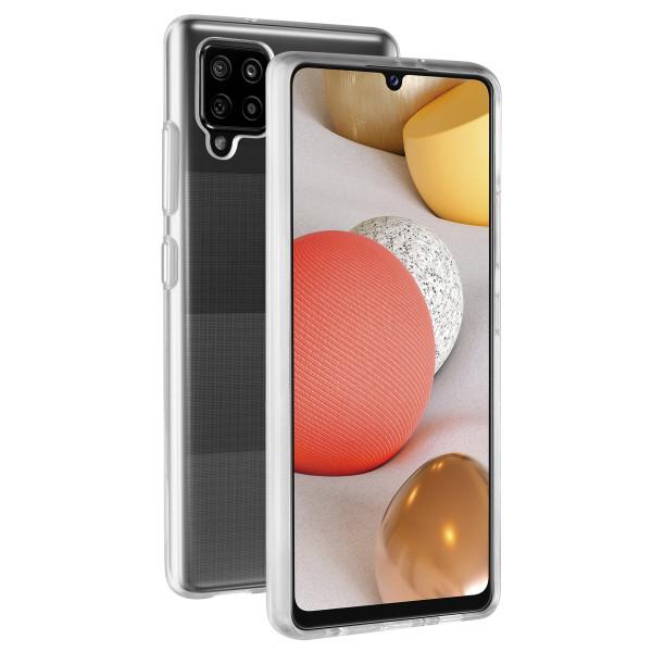 BeHello Samsung Galaxy A42 ThinGel Case Transparent