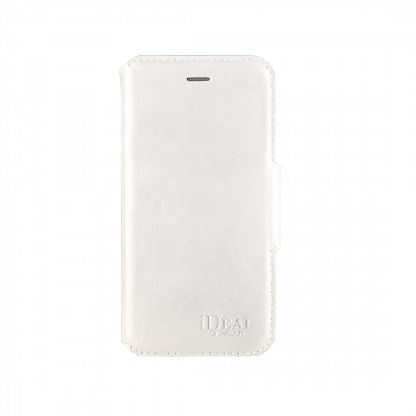 iDeal of Sweden iPhone Xr London Wallet Case White