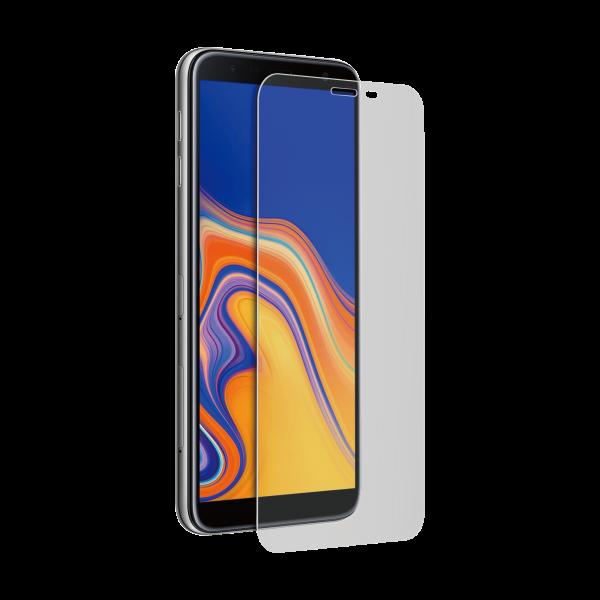 BeHello Samsung J4+ Screenprotector Tempered Glass - High Impact Glass