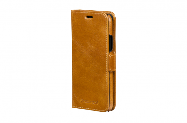 dbramante1928 2-in-1 Wallet Case Tan voor iPhone X Xs