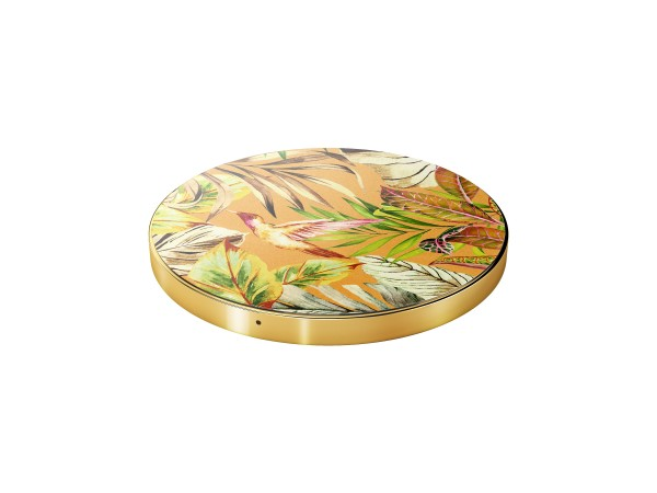 iDeal of Sweden Qi Charger Mango Jungle