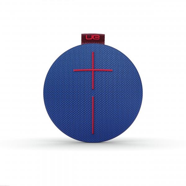 Ultimate Ears Bluetooth Speaker Portable Roll II Atmosphere/ Blue