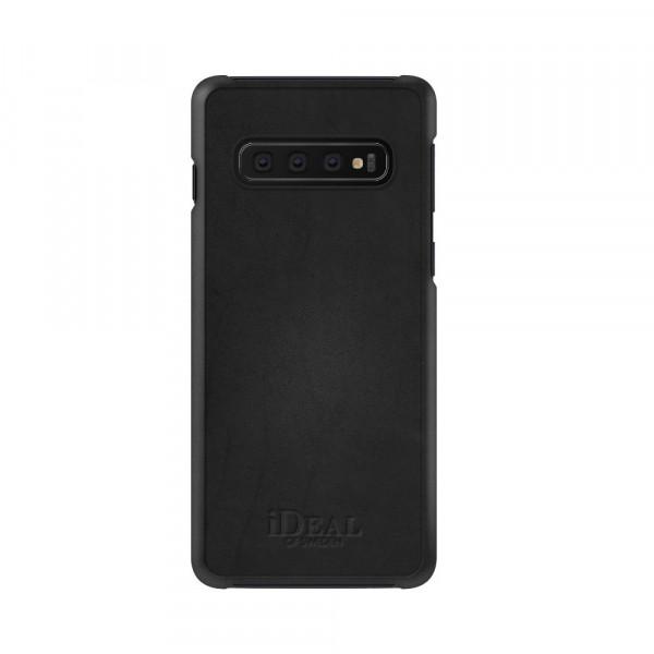 iDeal of Sweden Samsung Galaxy S10+ Fashion Case Como Black PU-Leather